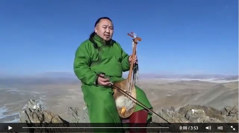 Le grand mongol