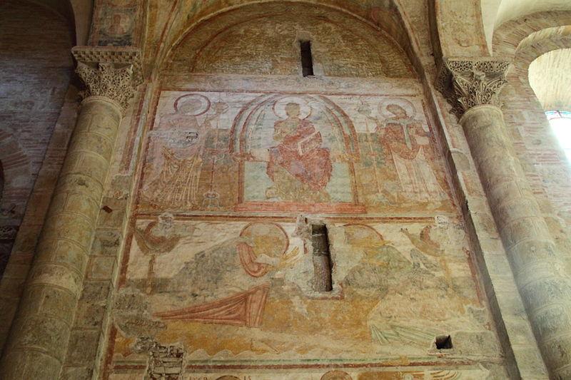 RésurectionPeinture_murale_Saint-Sernin