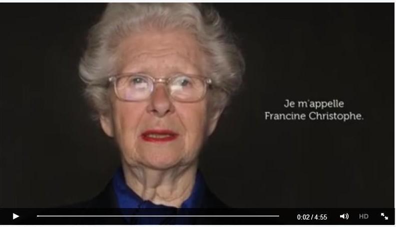 Francine Christophe